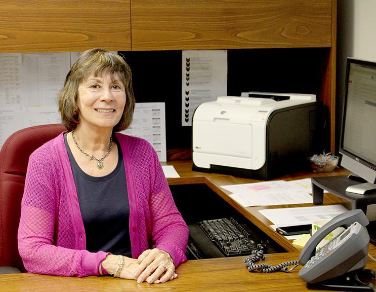 Dr. Elizabeth Nastus, interim superintendent of Warren Township Schools Photo Credit: Mary Ann McGann