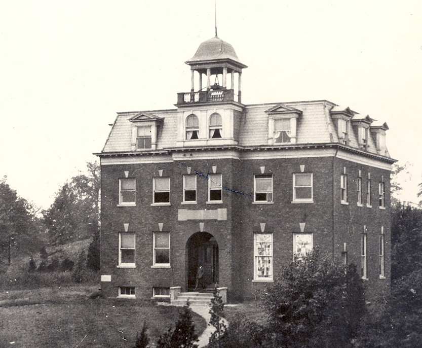 "(above) Upsala College, which was based in New Orange (later renamed Kenilworth) from 1898-1924, will be the primary focus of a ""living history"" program and related exhibition that are planned for October 17 and 18, when the newly restored and furnished historic Oswald J. Nitschke House (c. 1880) will be open to the general public as part of Union County's annual historic sites tour, ""Four Centuries in a Weekend.""  With the recent installation of an elevator, the site is now completely accessible."