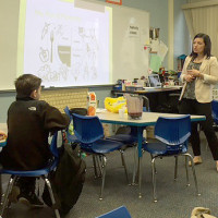 Hehnly School Celebrates National Nutrition Month