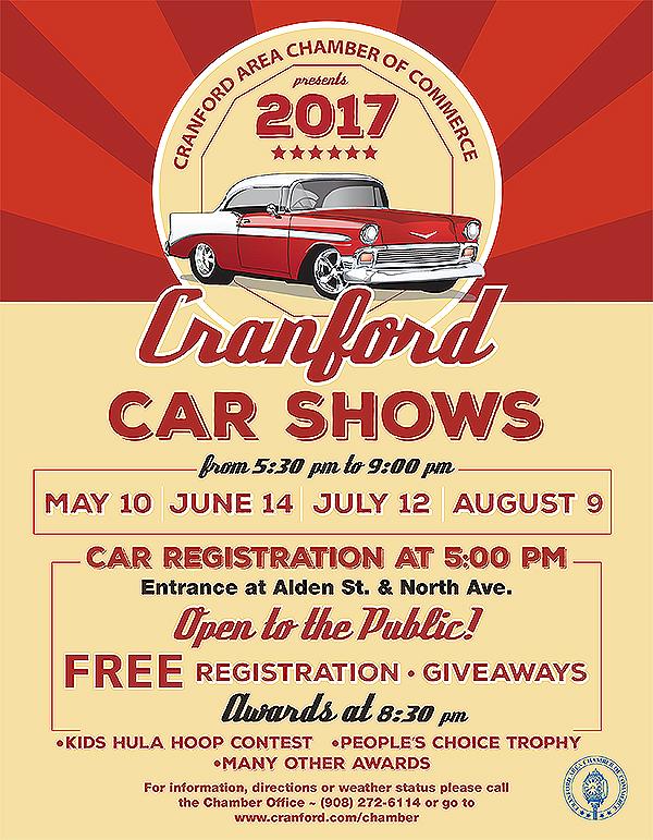Cranford Car Show