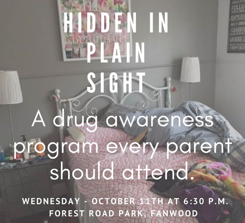 Hidden In Plain Sight A Drug Awareness Program Renna Media