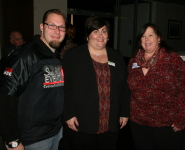 Clark Chamber Networking at Holiday Inn 1/15