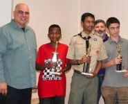 Boy Scout Chess Tournament 2017