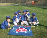 Watchung Little League Opening Day 2015