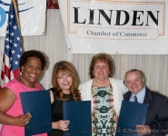 Linden Chamber of Commerce Awards Dinner 2016