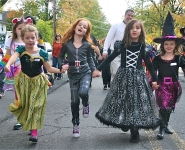 Cranford Halloween Parade 2015