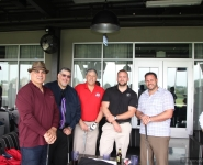 Clark Chamber Top Golf Outing 2017