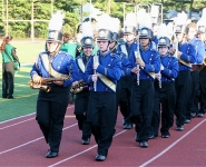 Cranford HS Marching Band 2015