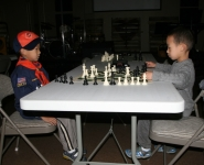 Watchung Boy Scout Chess Tourn 2014