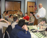 Cranford Boy Scout Chess Tourn 2014