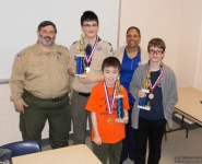Cranford Boy Scout Chess Tourn 2016