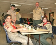 Munsee Boy Scout Chess Tourn 2015