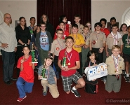 Watchung White Castle Boy Scout Chess Tourn 2015