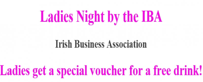 Irish Business Association Ladies Night @ Clark | New Jersey | United States