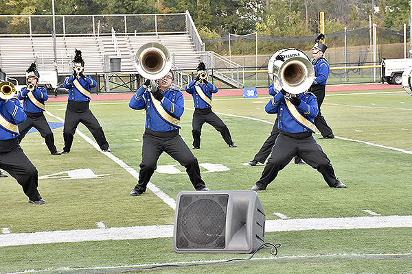 Renna Media | Cranford Marching Band to Compete at Annual