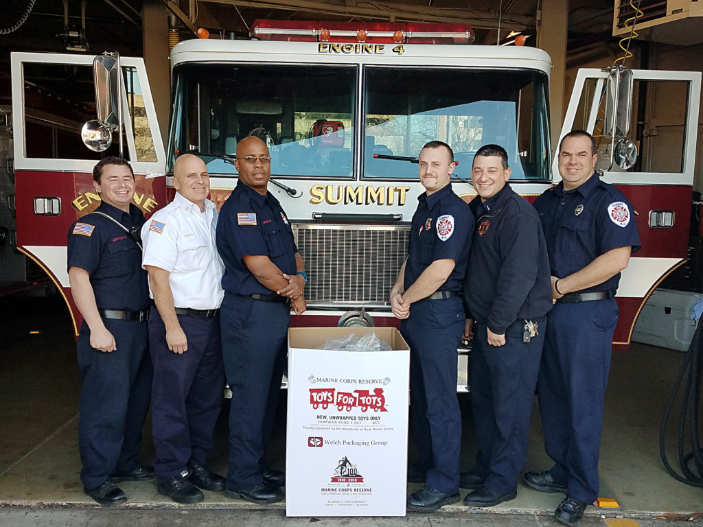 Police Toys For Tots 2017 : Renna media summit pba and fmba annual toys for tots drive