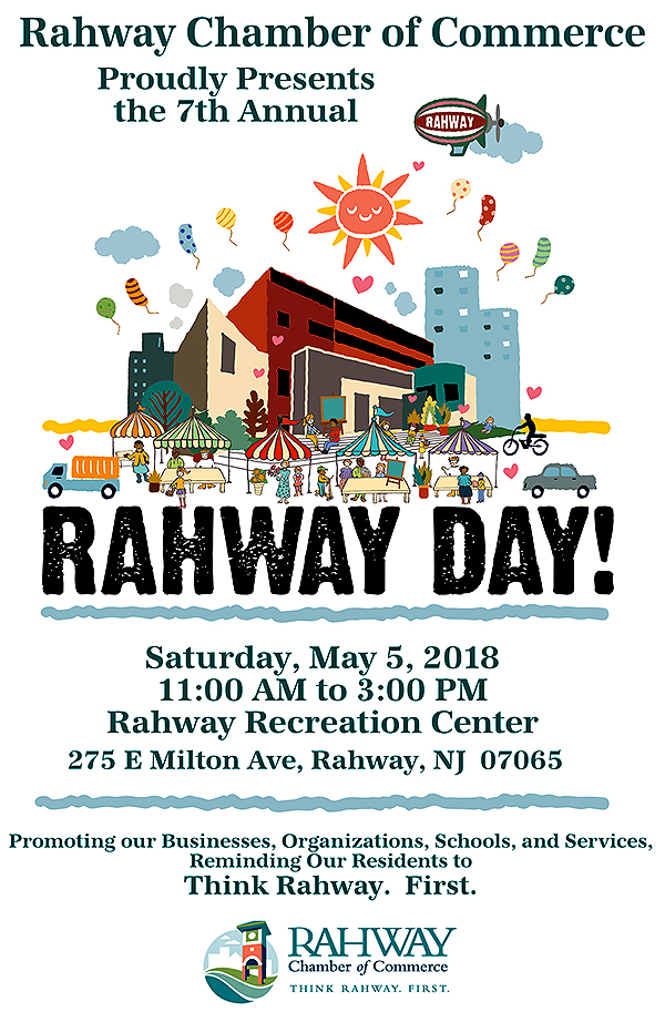 Rahway COC Rahway Day! @ Rahway Recreation Center | Rahway | New Jersey | United States