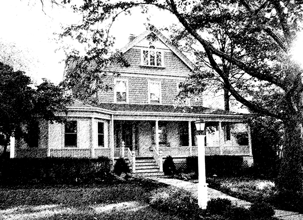Westfield Historical Society Walking Tour: What Makes a Great House and Neighborhood? @ Boulevard, Westfield NJ (Between Park Street and Washington Street)