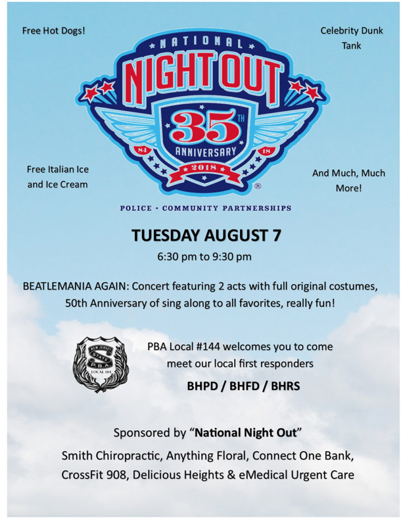 Berkeley Heights National Night Out