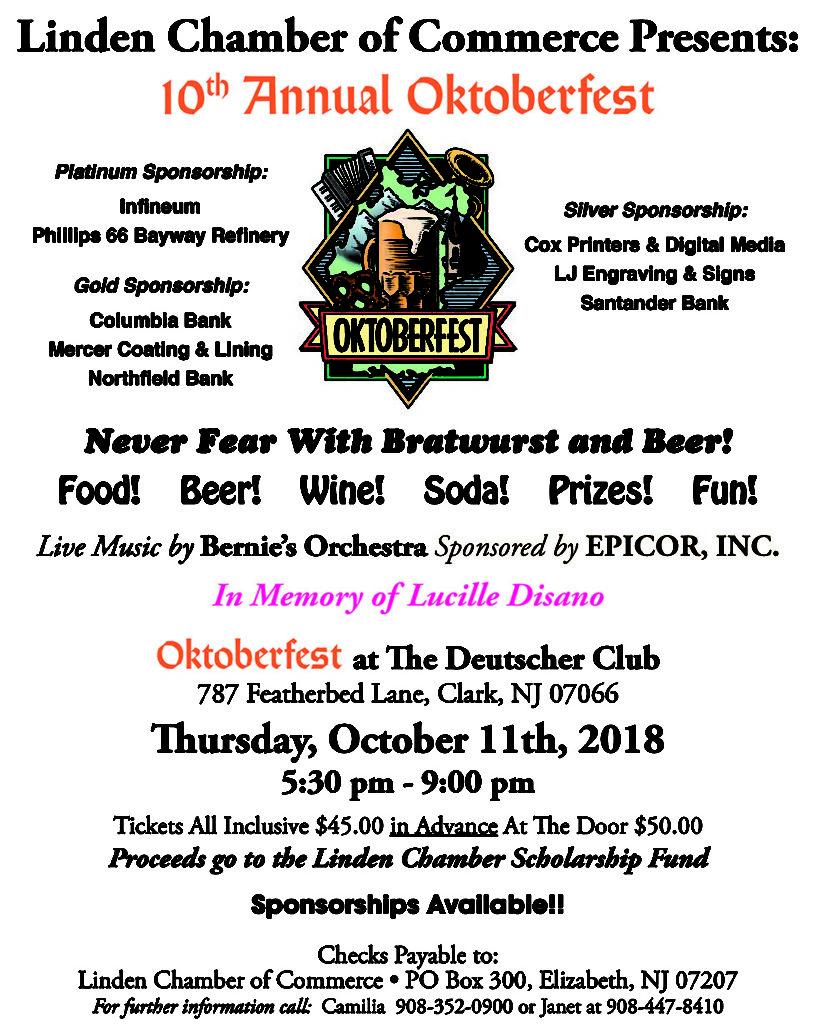 10th Annual Oktoberfest