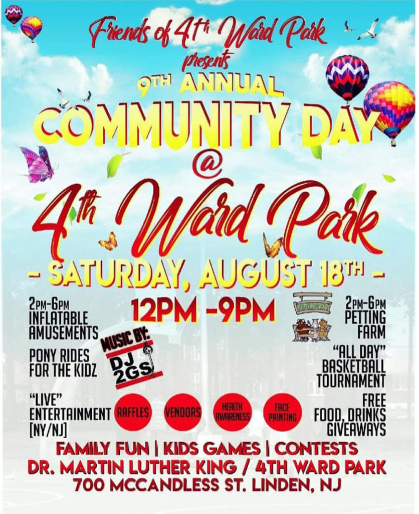 Linden 9th Annual Community Day