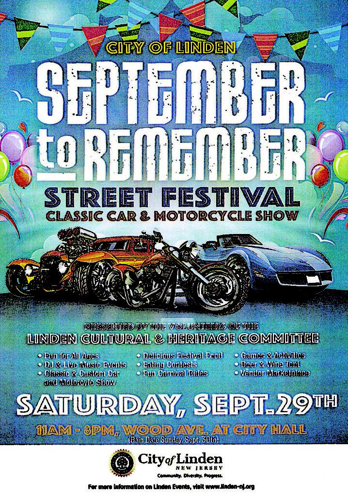 Linden September to Remember Street Festival