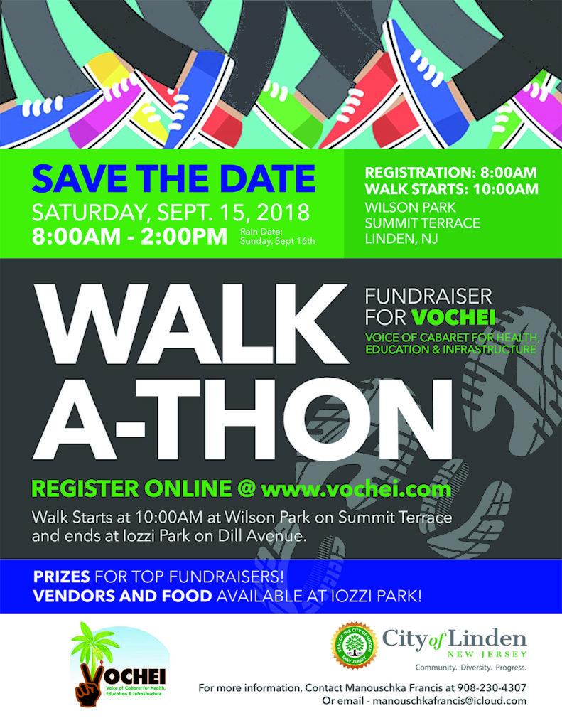 walk a thon fundraiser