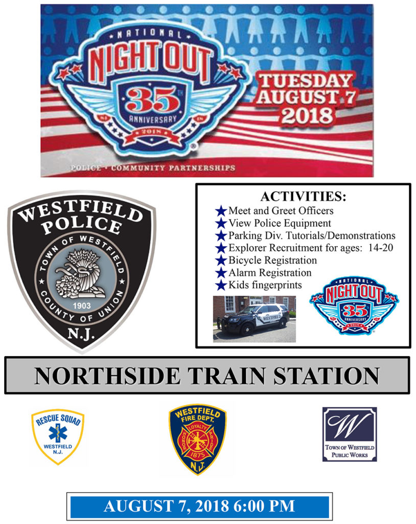 Westfield National Night Out