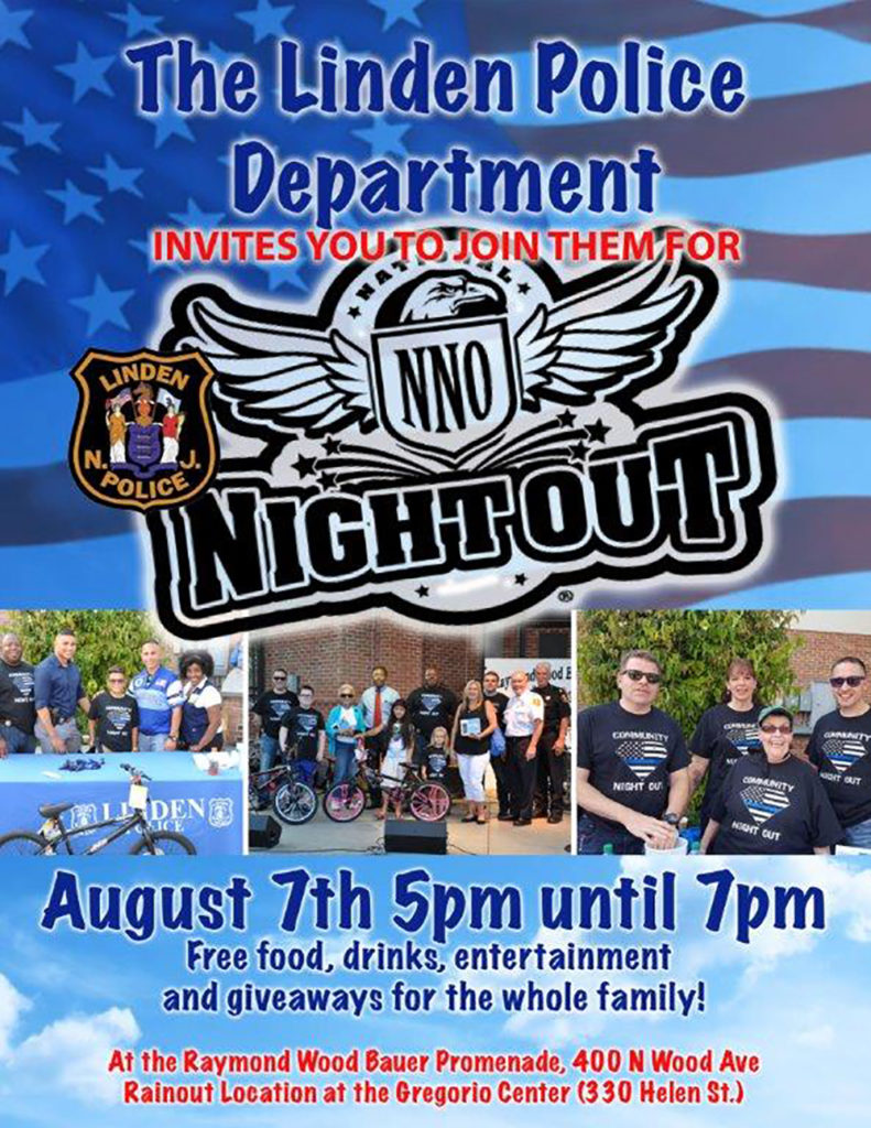 Linden National Night Out