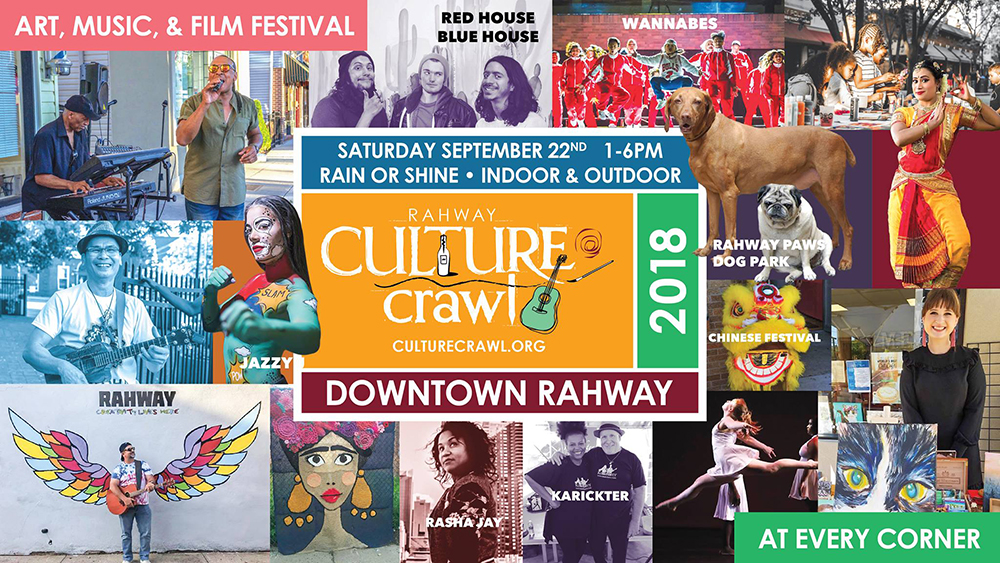 Rahway Culture Crawl 2018 @ At Any corner
