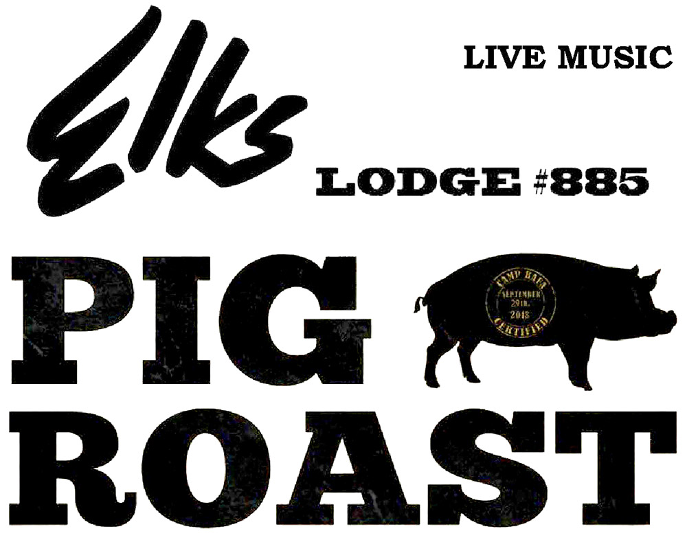 Watchung Hills Elks Lodge #885 will be holding their annual Pig Roast this month on Saturday, September 29. @ Watchung Hills Elks Lodge #885 | Warren | New Jersey | United States