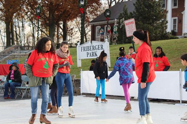 Union's 2nd Winter Wonderland Weekend Nov. 30 – Dec. 1  featuring Ice Skating