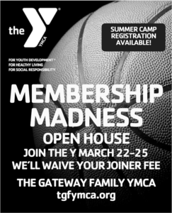 YMCA Membership Madness Open House @ The Gateway Family YMCA