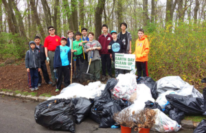 Summit's Annual Earth Day Clean-Up @ Summit Parks