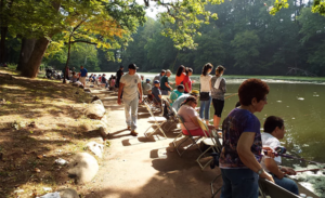 Newark Bait and Flycasting Youth Fishing derby @ Echo Lake Park Westfield