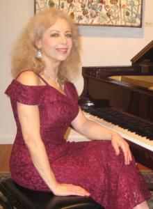 Watchung Arts Center Presents Sophia Agranovich @ Watchung Arts Center