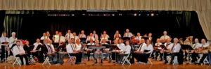Union Municipal Band May Concert @ Hannah Caldwell School Auditorium
