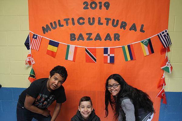 Renna Media | Franklin Elementary Multicultural Night