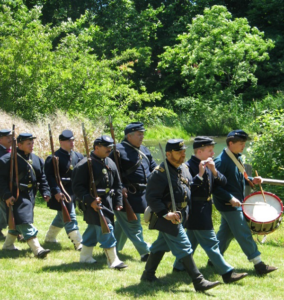 Civil War Weekend at Historic Speedwell 2019 @ Historic Speedwell