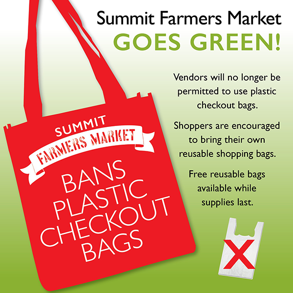 Renna Media | Summit Farmers Market Goes Green!