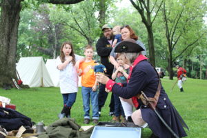 Union Township Revolutionary War Encampment @ Friberger Park