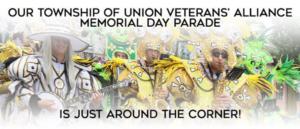 Union's Memorial Day Parade 2019 @ Parade Location