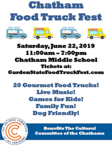 Chatham Food Truck Fest @ Chatham Middle School