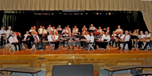Union Municipal Band Summer Concerts @ Putnam Manor
