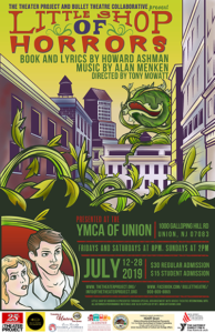 Little Shop of Horrors Comes to Summer Theater Fest @ YMCA Wellness Center