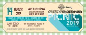 Rahway Seniors Picnic @ Hart Street Park