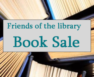 Friends of the Cranford Public Library Book Sale @ Cranford Public Library