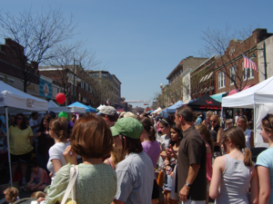 City of Summit Annual Summer Street Fair @ Downtown Summit