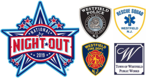 Westfield Police National Night Out 2019 @ Night Out Location