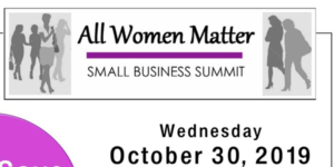 """Rahway's """"All Women Matter"""" Small Business Summit @ Rahway Recreation Center"""